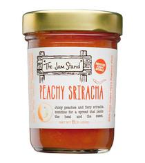 Peachy Sriracha Jam - The Jam Stand