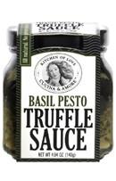 Cucina & Amore Truffle Sauce, Basil Pesto 4.8 Oz. Pack Of 6