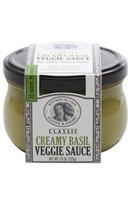 Cucina & Amore Creamy Basil Veggie Sauce, 7.9 Oz. Case Of 6