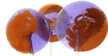 Peanut Butter & Jelly Gourmet Lollipops - 7 Included