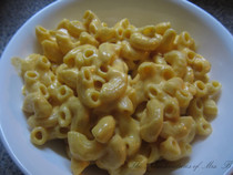 Alton Brown's Stove Top Mac and Cheese