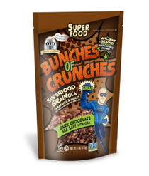 Bunches of Crunches Dark Chocolate Sea Salt