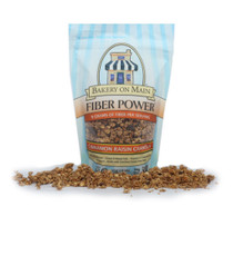 Cinnamon Raisin Fiber Power Granola