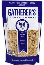 Badger's Best Granola 9 oz