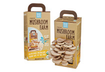 Mushroom Farm - Back to the Roots