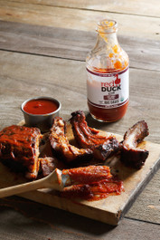 Hot Honey Chipotle BBQ Sauce