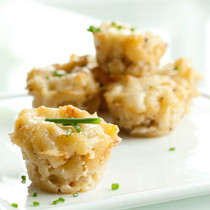 Truffled Mac & Cheese Bites - 50 pieces per tray