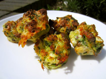Spinach & Goat Cheese Bites - 24 pieces per tray