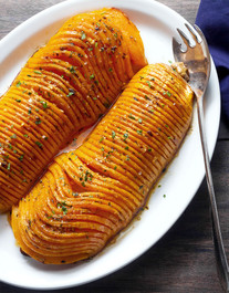 GARLIC ROASTED BUTTERNUT SQUASH - 2 1/2 lbs.