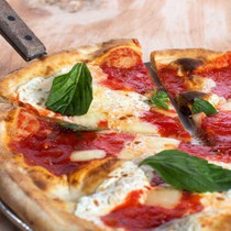 Coal Oven Margherita Pizza - 6 Pies