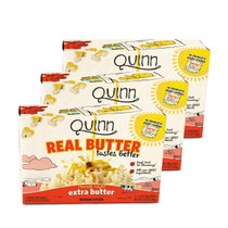 Movie Night Extra Butter Microwave Popcorn - Non GMO