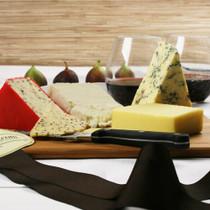 British Cheese Board Gift Set