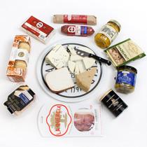 Entertain Gourmet Style Food Gift Box