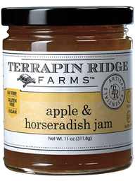 APPLE AND HORSERADISH JAM
