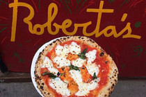 Roberta's Pizza - Classic Margherita & Baby Sinclair Wood Fired Pizza's - includes 1 of each