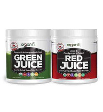 ORGANIFI GREEN JUICE PLUS RED JUICE BUNDLE