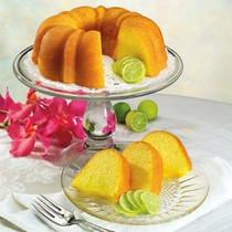 Key Lime Bundt Cake