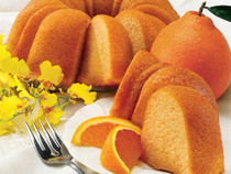 Honeybell Orange Cake
