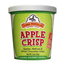 Apple Crisp Gourmet Oatmeal, 3.1 oz - Pack of 12