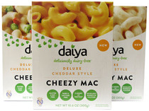 Daiya Cheezy Mac Pasta Variety Pack - All Flavors - 6 pack (GF, DF)