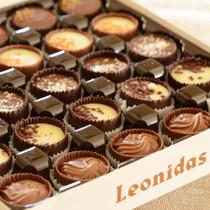 Belgium Les Coupes de Leonidas (chocolate ganache cups)- 50 pieces