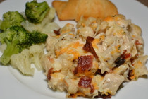 Chicken, Bacon & Ranch Casserole - 2 of 1 1/2 lbs each
