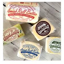 Minerva Dairy Amish 5 Butter Collection