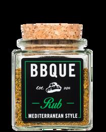 BBQUE Mediterranean Rub