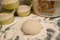 Caputo Blue Flour Dough Balls, 8 Oz - bulk, includes 12
