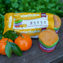 TANGERINE SMARTCAKE® SHIPPER BOX, Gluten Free, ZERO CARB of sugar of starch