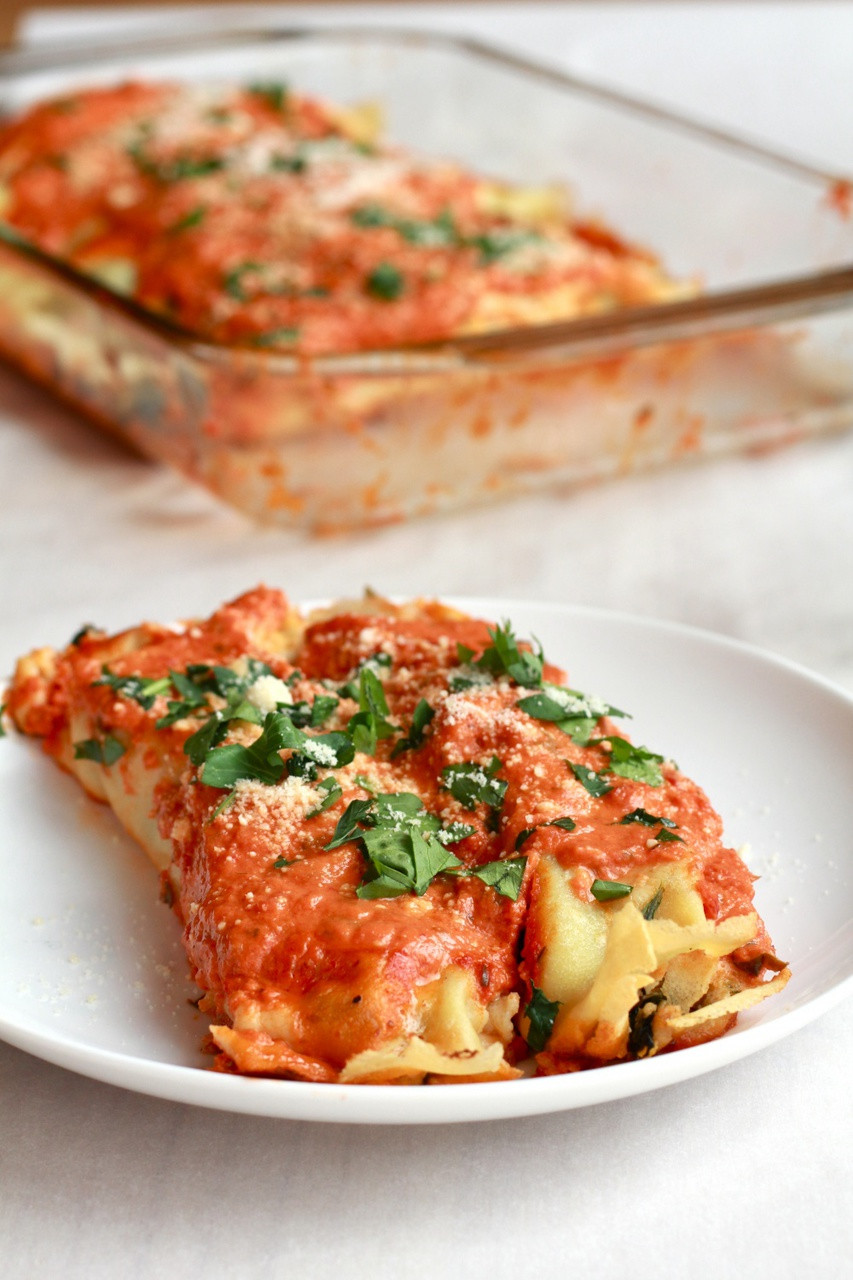 Manicotti Recipe Food Network