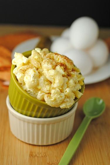 America S Test Kitchen Egg Salad Recipe