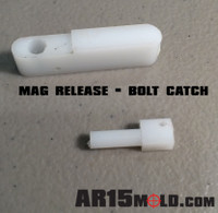 Mag Release  Bolt Catch
