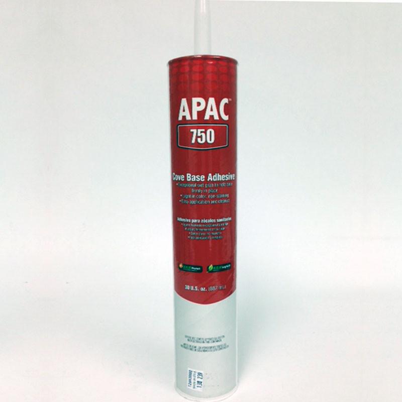 Wall Base Adhesive Tube Pack Of 4 Beige Apac 750 4