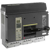 Square D RLA36120CU43AYP I-Line R Powerpact Circuit Breaker, RL1200, 1200A, RLA36120CU43A