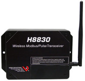 Veris Industries H8830 Wireless Modbus/Pulse Transceiver