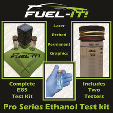 Pro Series Ethanol Test Kit