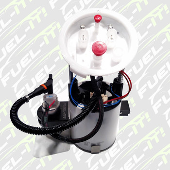 FI-650HP complete pump assembly with option stock replacement pump