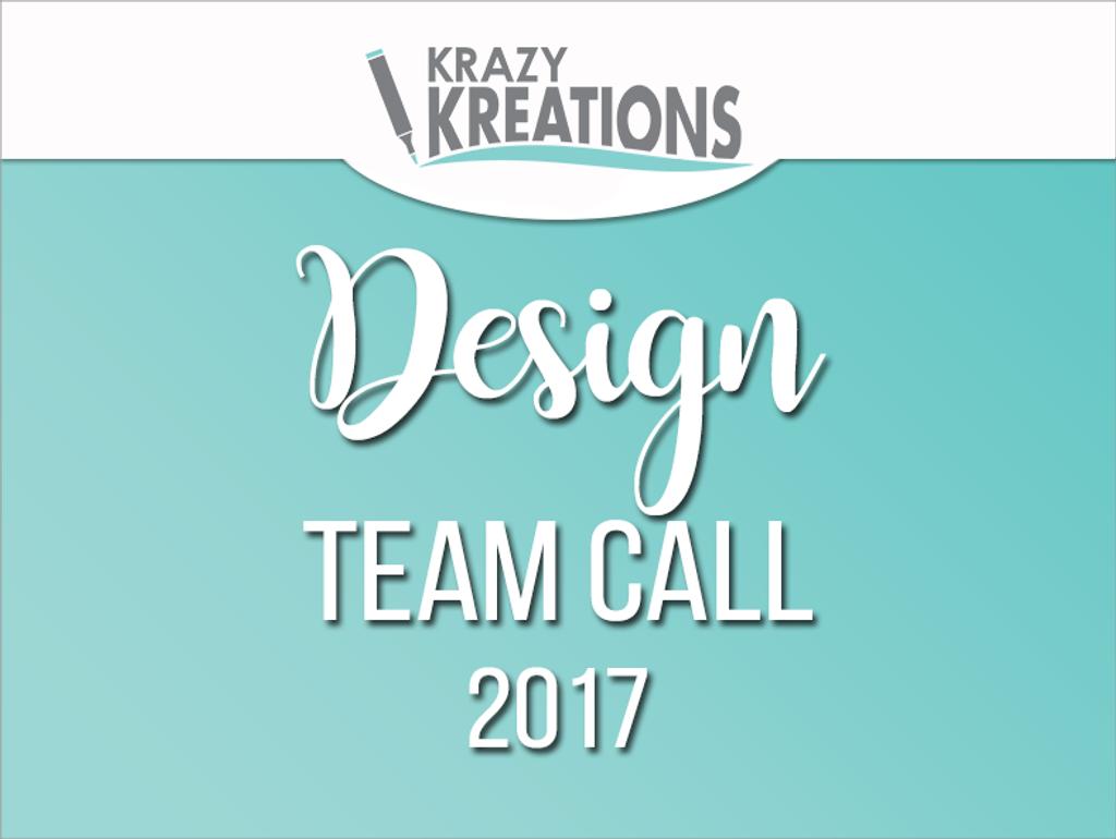 Design Team Call 2017