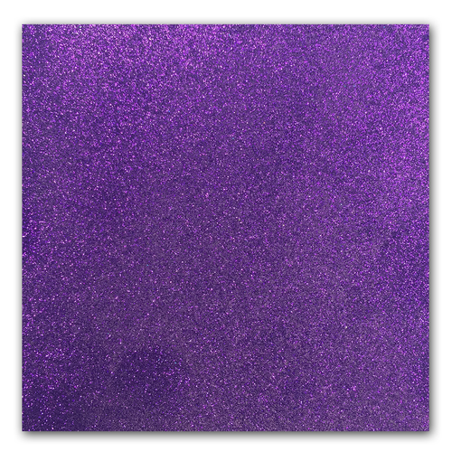Glitter Ritz Opaque Micro Fine Glitter, Purple, 1/2 oz