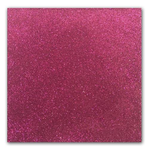 Glitter Ritz Opaque Micro Fine Glitter, Fuchsia, 1/2 oz
