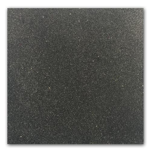 Glitter Ritz Opaque Micro Fine Glitter, Black, 1/2 oz