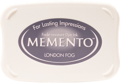 Memento Ink Pad in London Fog by Tsukineko