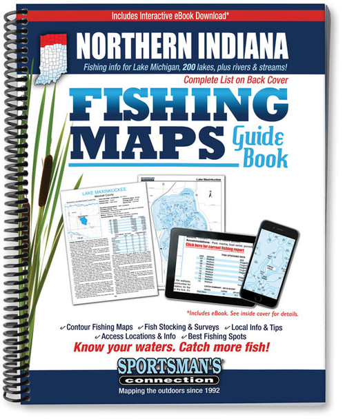 Kentucky Fishing Map Guide Sportsmans Connection - Fishing contour maps