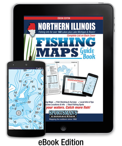Northern illinois fishing maps ebook sportsmans connection northern illinois fishing map guide ebook cover fandeluxe Choice Image