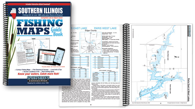 Illinois Fishing Map Guide