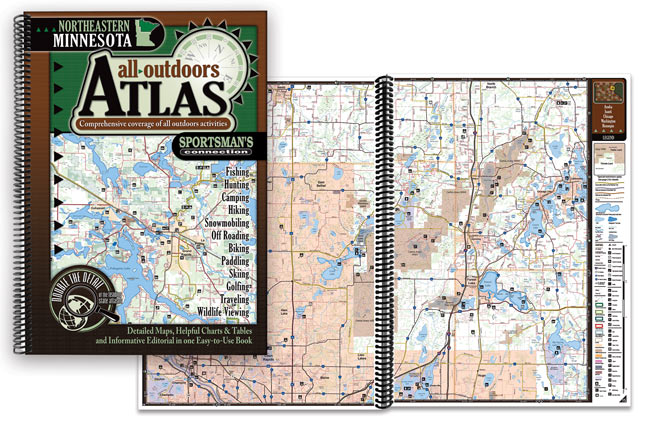 Minnesota Atlases