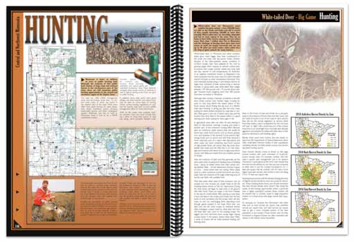 Minnesota All-Outdoors Atlas Hunting Overview