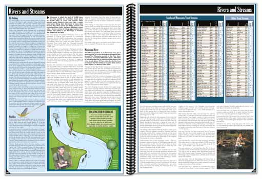 Minnesota All-Outdoors Atlas Fishing Overview