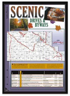 Minnesota All-Outdoors Atlas scenic drives
